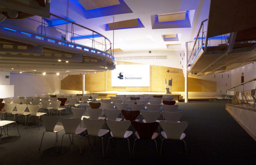 Salón de actos del Espacio Bertelsmann
