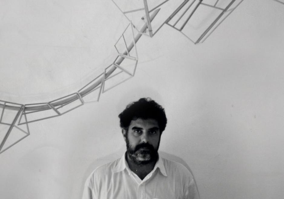 Enric Miralles, Arquitecto que diseñó el Espacio Bertelsmann.